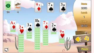 How to play 3 keys solitaire game | Free PC & Mobile Online Games | GameJP.net