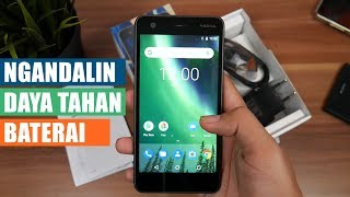 Unboxing Nokia 2 Indonesia - Entry Level Nokia Terbaru