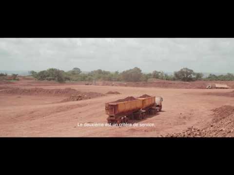 Interview client: robustesse démontrée par Renault Trucks K en Guinée