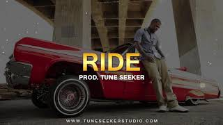 G-funk Modern West Coast Rap Beat Instrumental - Ride (prod. by Tune Seeker)