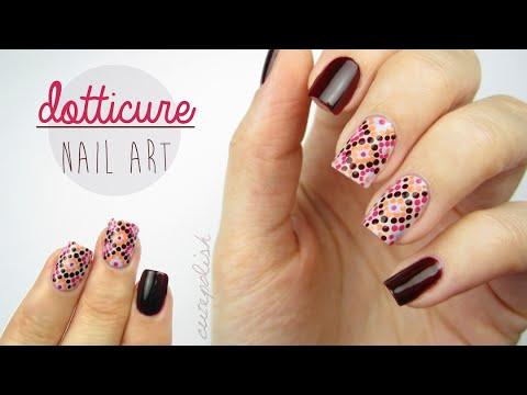 Dotticure Nail Art!