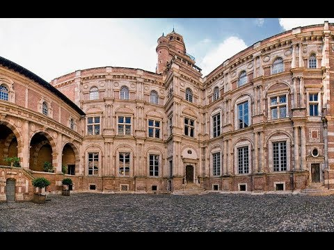 Places to see in ( Toulouse - France ) Hotel d'Assezat
