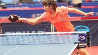 Kuwait Open 2014 Highlights: Chen Meng vs Seo Hyowon (1/4 Final)
