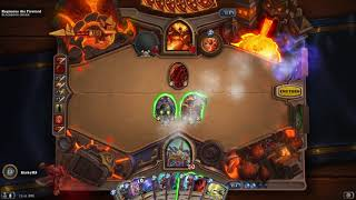 Defeating Ragnaros without playing a single card [Hearthstone]
