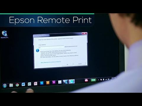 Epson Remote Print | Desktop Printing From Anywhere