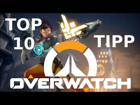 Overwatch - Top 10 grandmaster tip (Magyar) 1. rész