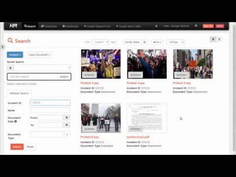 OpenContent Search - Search Results View Options