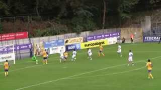 Proximus League : RUSG 0 - 1 KAS EUPEN