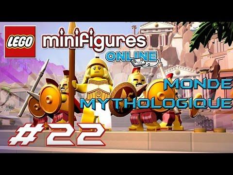 Lego Minifigures Online FR #22 Le Monde Mythologique 2/5