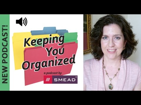 Simplify Your Life - Keeping You Organized Podcast 043