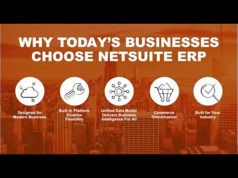 See Why Fast-Growing Companies Adopt Cloud ERP to Accelerate