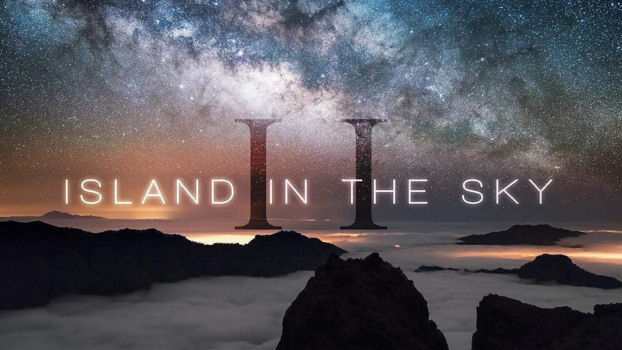 ISLAND IN THE SKY II   8K60