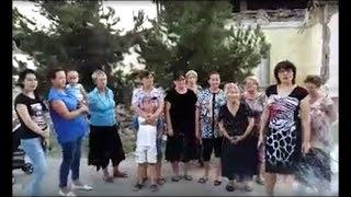 постер к видео Жители Андижана написали видеописьмо президенту Узбекистана