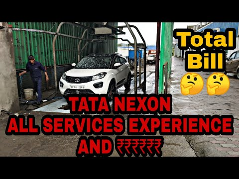 Tata Nexon All Service Experience And Price₹₹₹$$