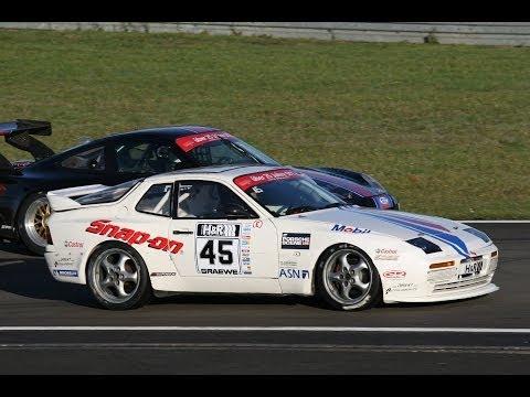 YTCC 1. Onboard: Porsche 944 S2 Hockenheim PG Motorsport Race 1