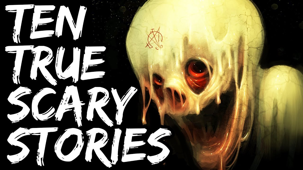 10 Scary Stories | True Scary Stories | Reddit Let's Not Meet And Others
