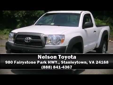 2011 Toyota Tacoma In Southside VA   Martinsville, Danville, Roanoke,  Stuart, And Greensboro NC