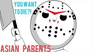 Strict Asian Parents