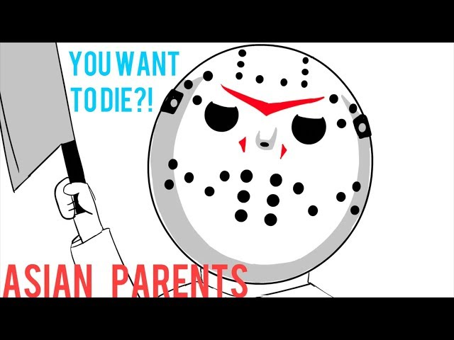 why asian parents are strict