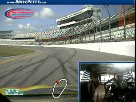 Richard Petty Driving Experience 171MPH