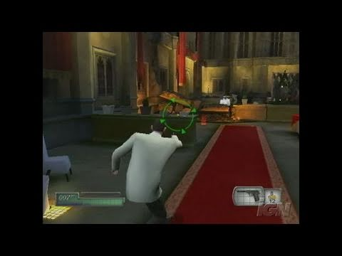 From Russia With Love Playstation 2 Gameplay Bond Demo Youtube