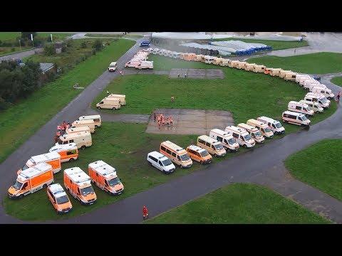 Katastrophenschutz-Übung XXL Kreis Steinburg 2017 - offizielle Dokumentation