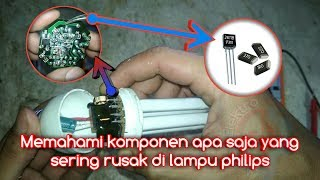 Download Video Cara memperbaiki lampu philips dengan mengukur semua komponen secara cepat dan akurat MP3 3GP MP4