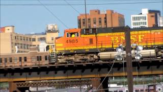 Action at 30th Street Part 21 -Viewliner Baggage car 61000