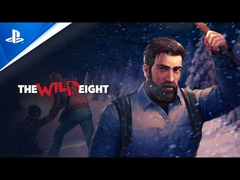 The Wild Eight - Console Release Trailer | PS4