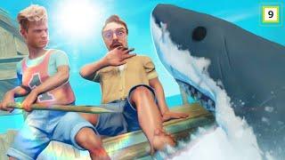 STREAM: Flåte Boyz - Vi spiller Raft!