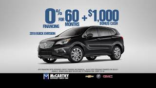 McCarthy Chevy Buick GMC - Buick Envision Offer