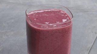 Smoothie Recipe - Mucus Eliminator
