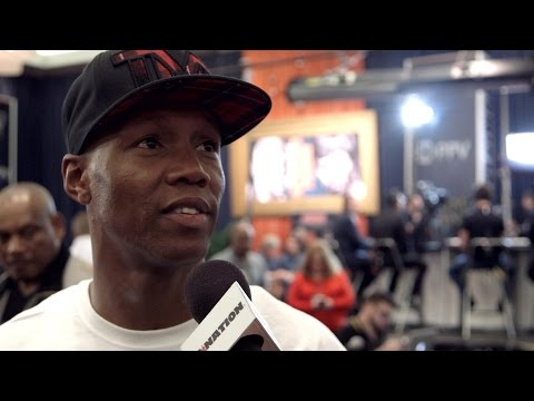 Zab Judah: Floyd Mayweather Trains Like He's Broke