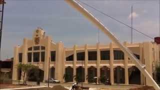 Instalación de Velaria en Ixtepec Oaxaca