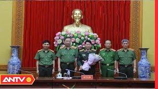 Thượng tướng Bùi Văn Nam đón nhận huy hiệu 40 năm tuổi Đảng | ANTV