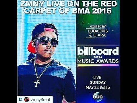 ZMNY will be gracing the red carpet at the #billboardawards2016 tune in on May 22 ZMNY #ZMNY2016