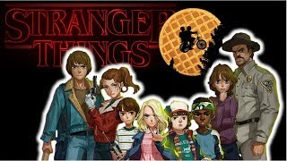 HOW WELL DO YOU KNOW STRANGER THINGS?