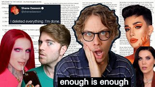 "Has Shane Dawson Lost His Mind?...Breaking Down His ""Bye Sister"" Statement"
