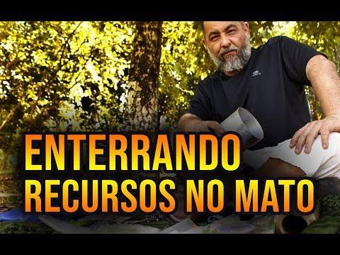 ESCONDENDO RECURSOS, COZINHANDO