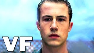 13 REASONS WHY Saison 3 Bande Annonce VF (2019) Dylan Minnette, Netflix HD