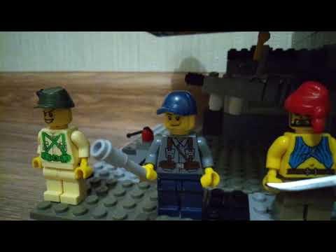 Лего фалаут 3 убежище 101