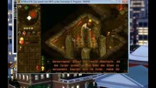 GDPC: Dungeon Keeper 1 auf Windows XP + Vista + 7 + 8 spielen mit DOSBox + Level 1 / PC DOS