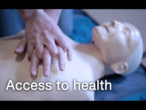 Prisons in Ireland: access to health and community empowerment