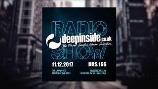 DEEPINSIDE RADIO SHOW 166 The Layabouts Artists Of The Week