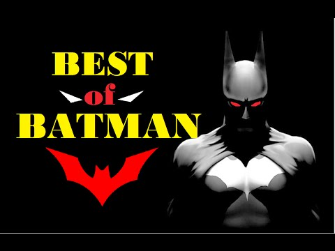 Top BATMAN Moments (Cool + BadAss + Emotional)