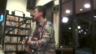 安全地帯の「恋の予感」を歌いました。 2015・2・7 ギター・ボーカル ...