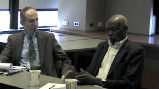 The Continuing Crisis in Darfur with Ahmed Ibrahim Diraige