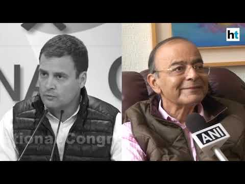 BJP, Congress in war of words over CAG report on Rafale deal Mp3