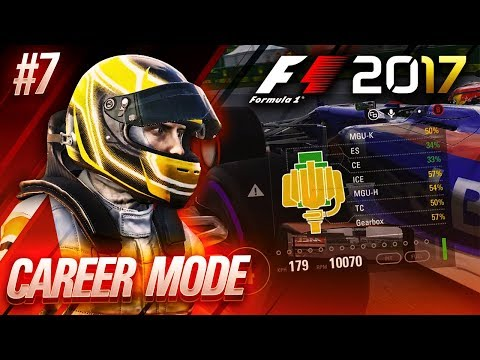 F1 2017 Career Mode Part 7: GEARBOX ISSUES