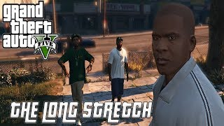 vuclip Grand Theft Auto V Gameplay Walkthrough Mission 9 - The Long Stretch  (GTA 5)